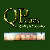 QP Cues Billiard Forum Profile Avatar Image