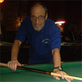 Donny Lutz Billiard Forum Profile Avatar Image