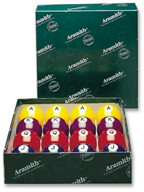 Poker Pocket Billiards, Poker Ball Set