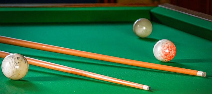 No Space in UK Pubs for Bar Billiards Tables