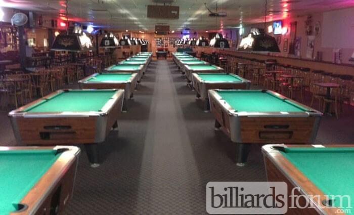8 Ball Sports Bar Amp Billiards Columbus