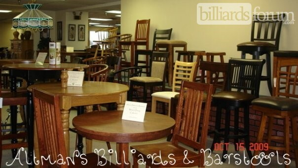 altman 39 s billiards barstools bloomington. Black Bedroom Furniture Sets. Home Design Ideas