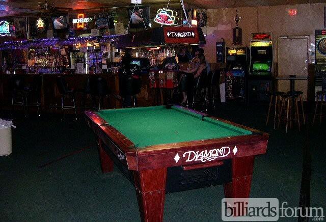 Backstage Billiards At International Dr Orlando, FL Pool Table