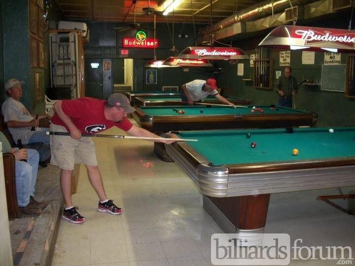 Billiard Academy Thomasville