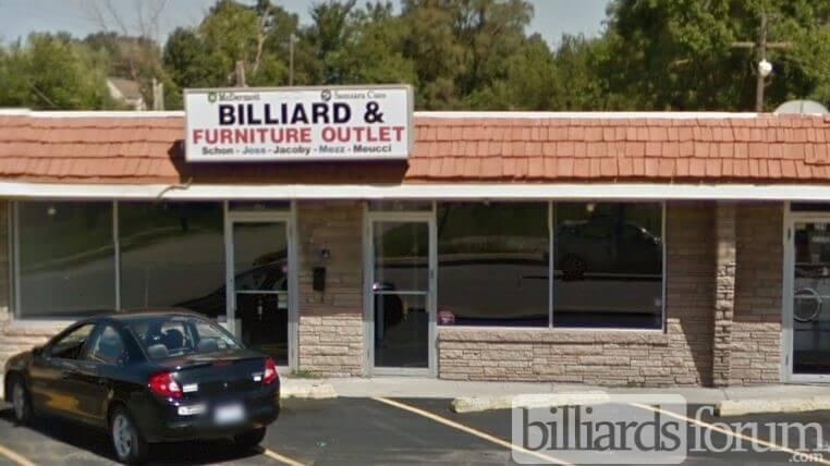 Superieur Storefront At Billiard U0026 Furniture Outlet Of Bensenville, ...