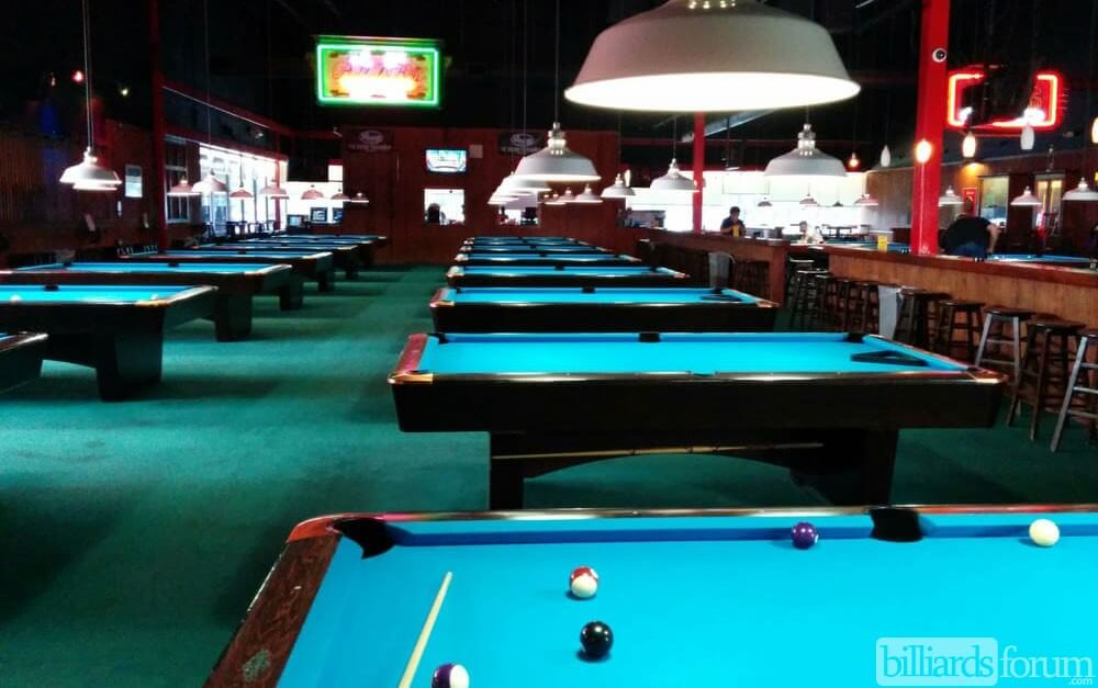 Bogies West Houston - Pool table repair houston