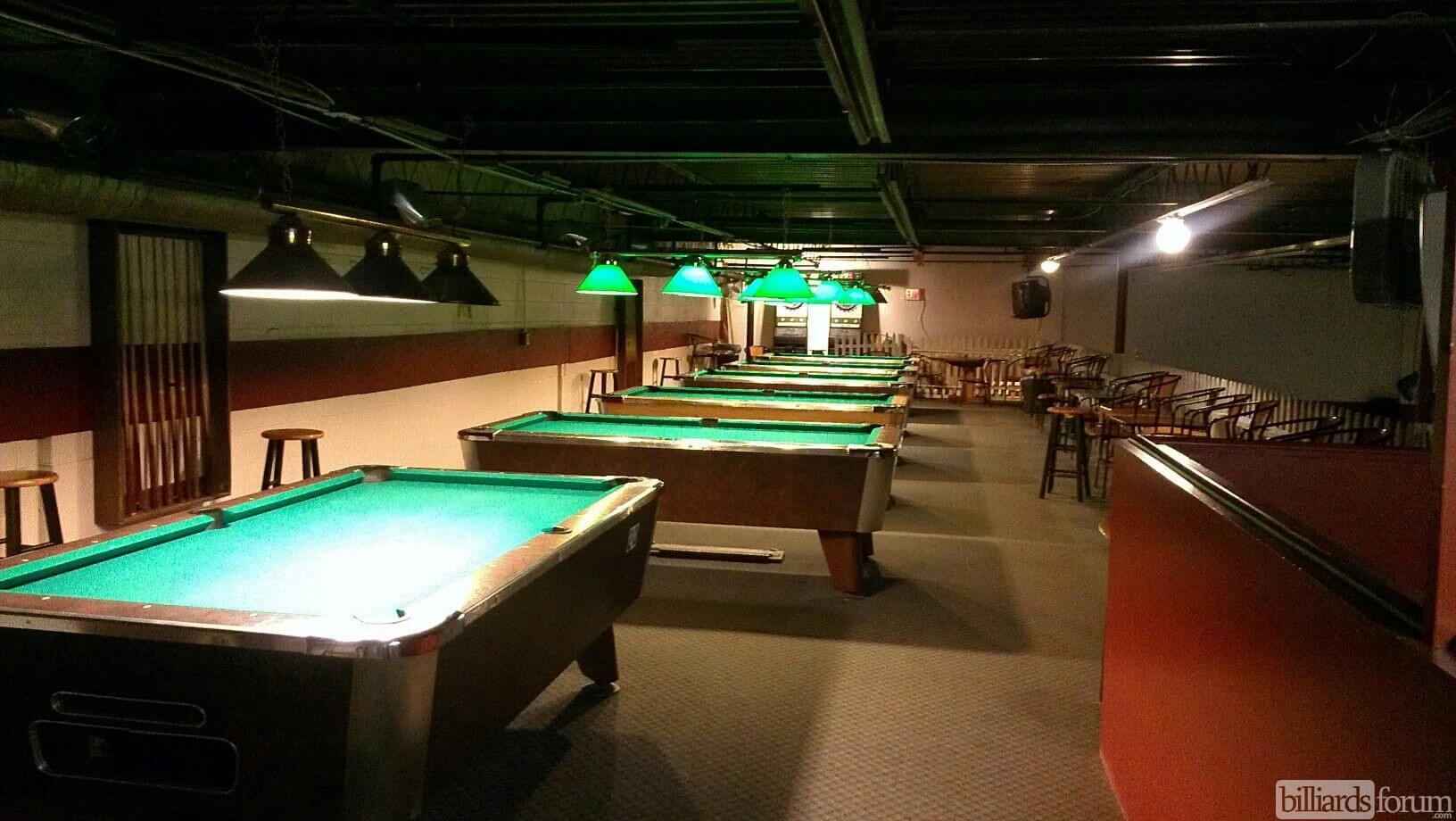 Brickyard Billiards Indianapolis