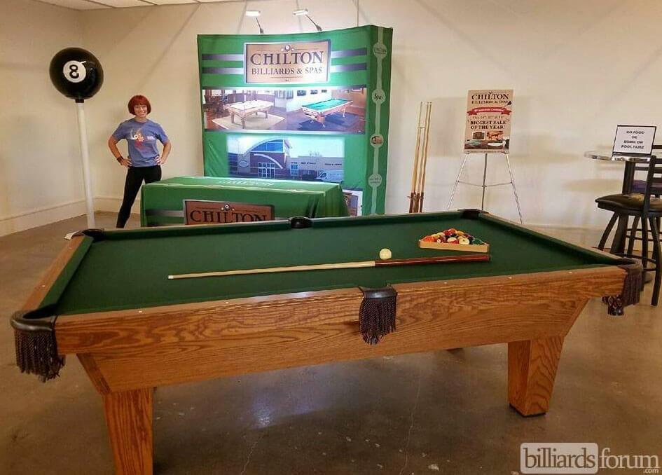 Chilton Billiards Wichita