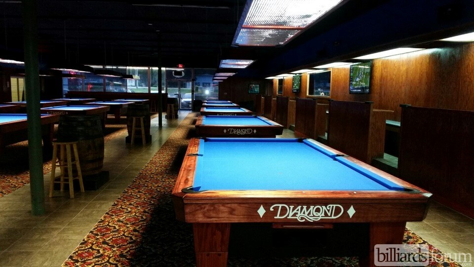 diamond pool paragon table