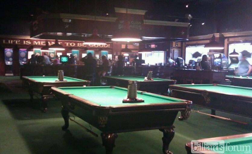 Pool Tables At Fast Eddies Lubbock TX