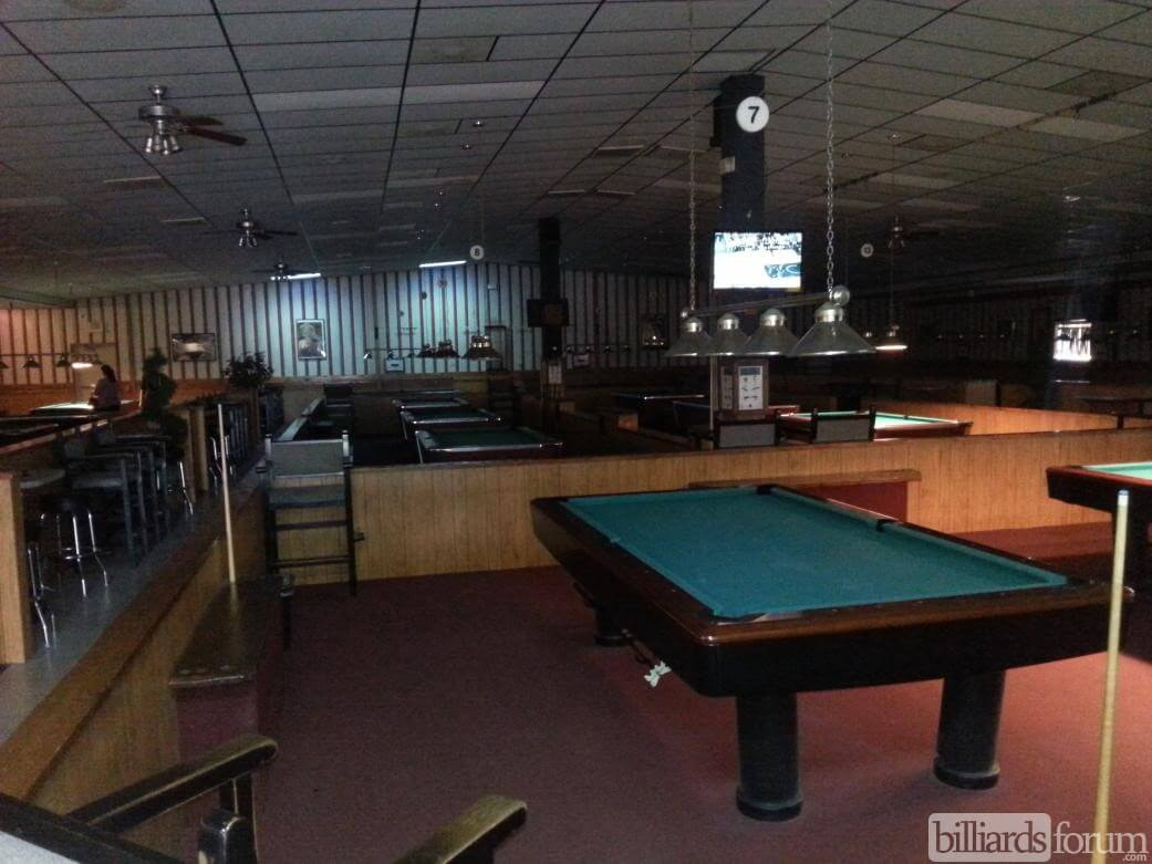 First State Billiards Dover - First pool table
