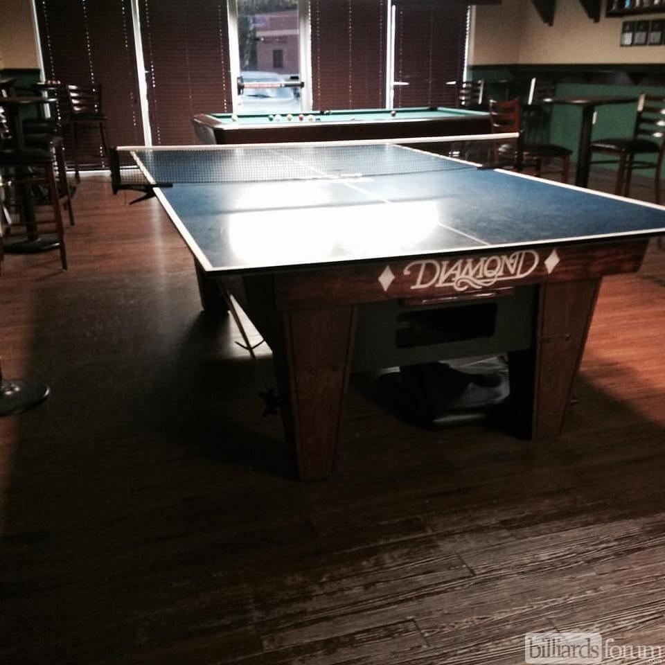 Pool tables billiards forum autos post for Table 6 greensboro nc