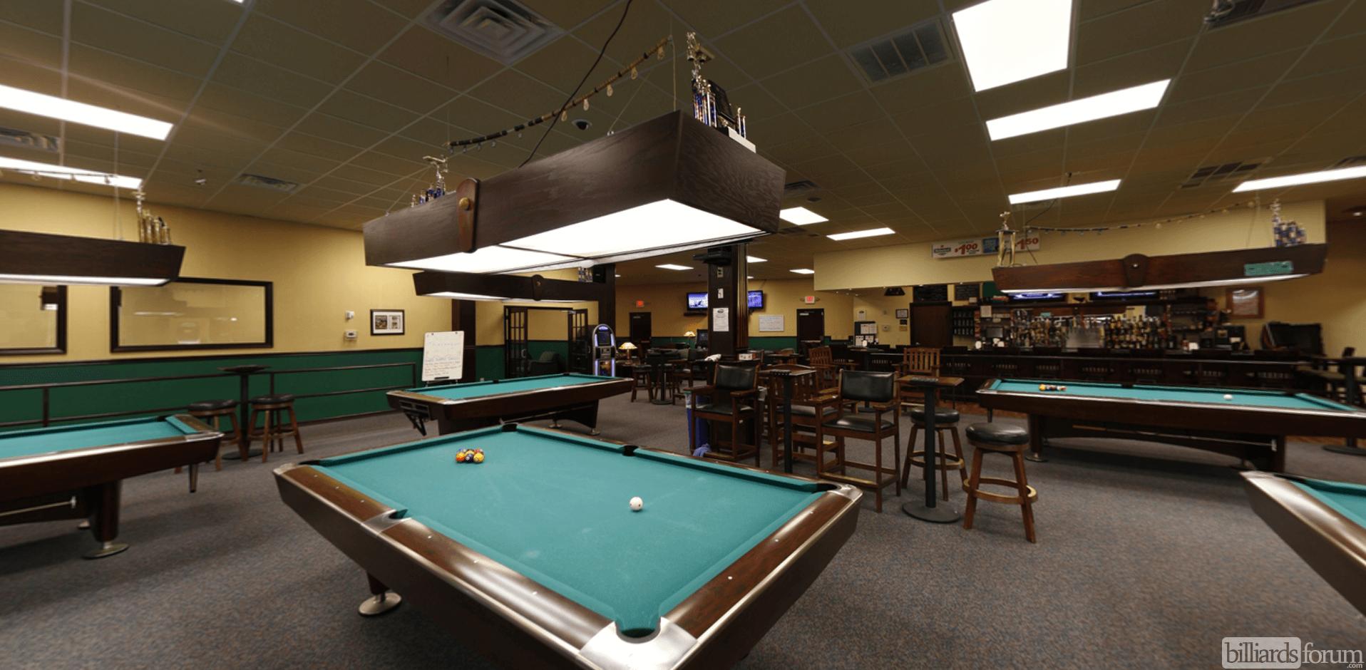 High Quality Pool Tables At Gate City Billiards Club Greensboro, NC