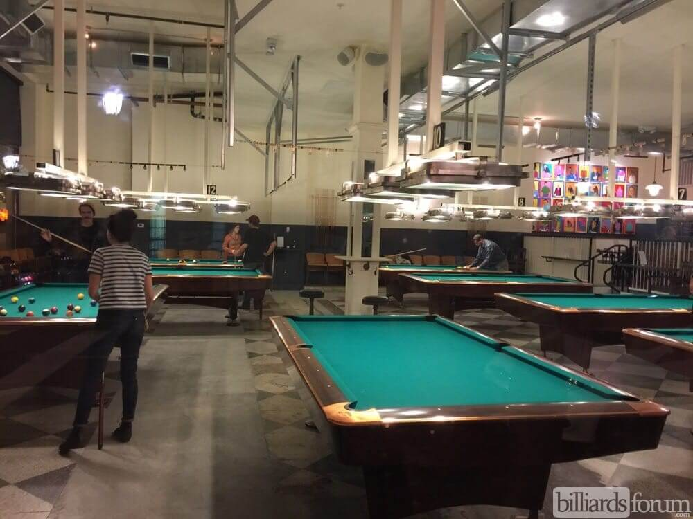 Awesome Pool Tables At Greenleafu0027s Pool Room