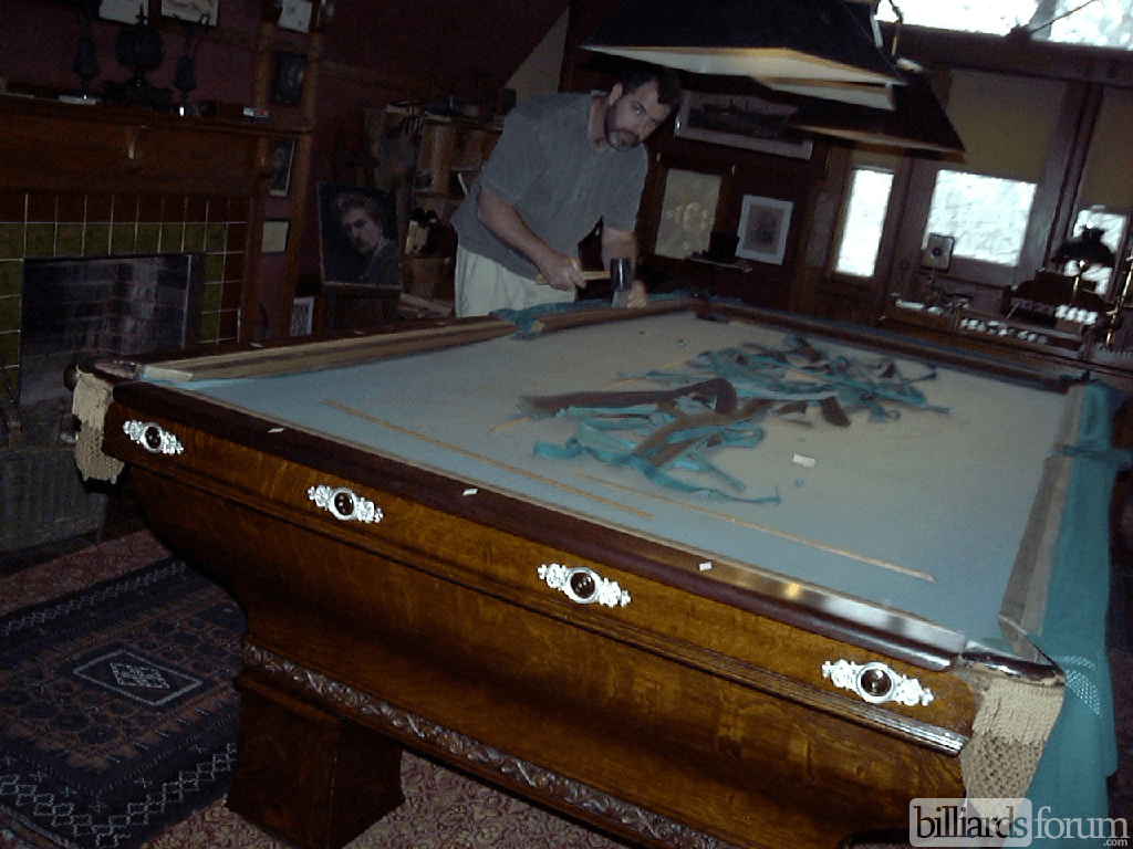 On The Level Billiards Torrington - How to level a pool table