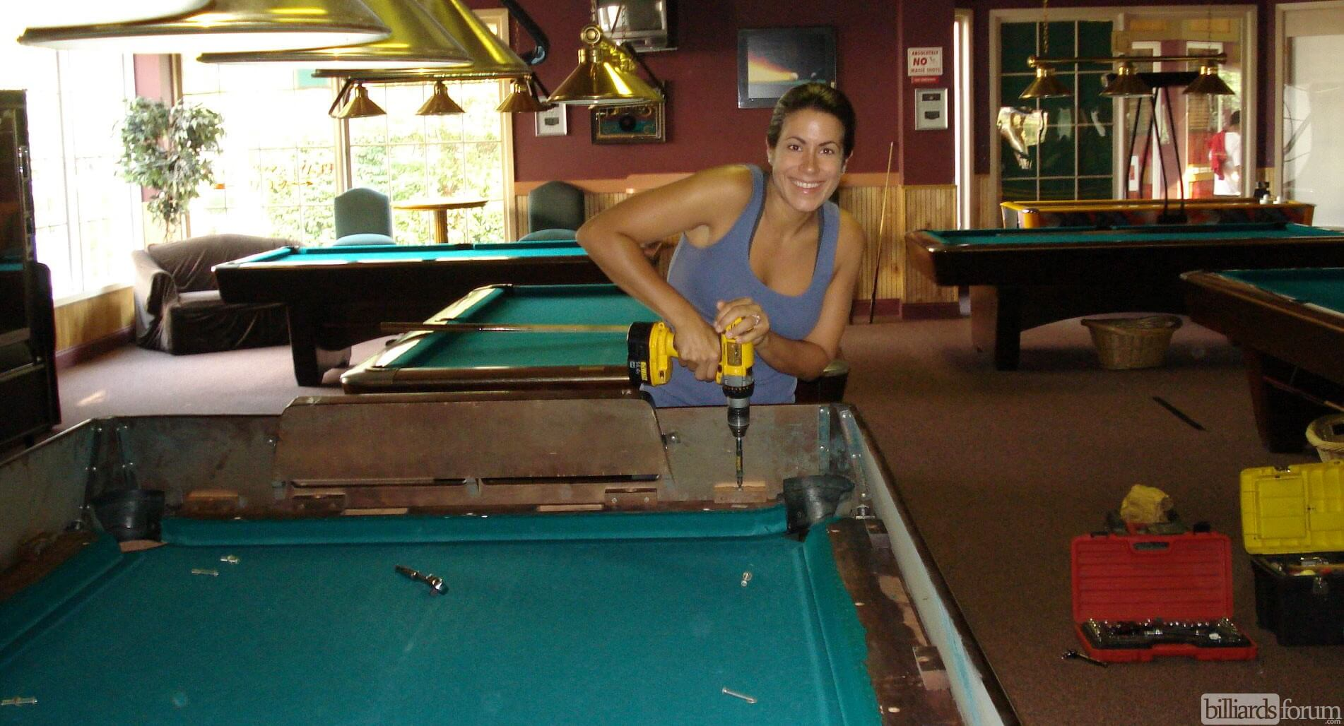 Players Billiards Café Eatontown - Pool table service nj