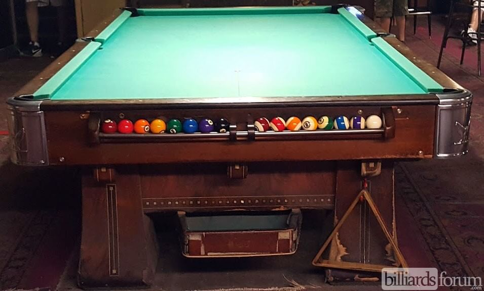 Raytown recreation billiards for 10 foot pool table