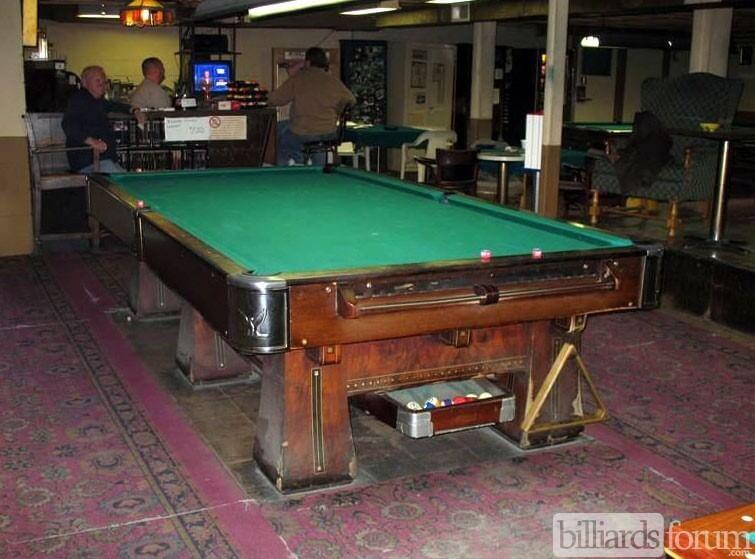 Raytown Recreation Billiards - 10 foot pool table