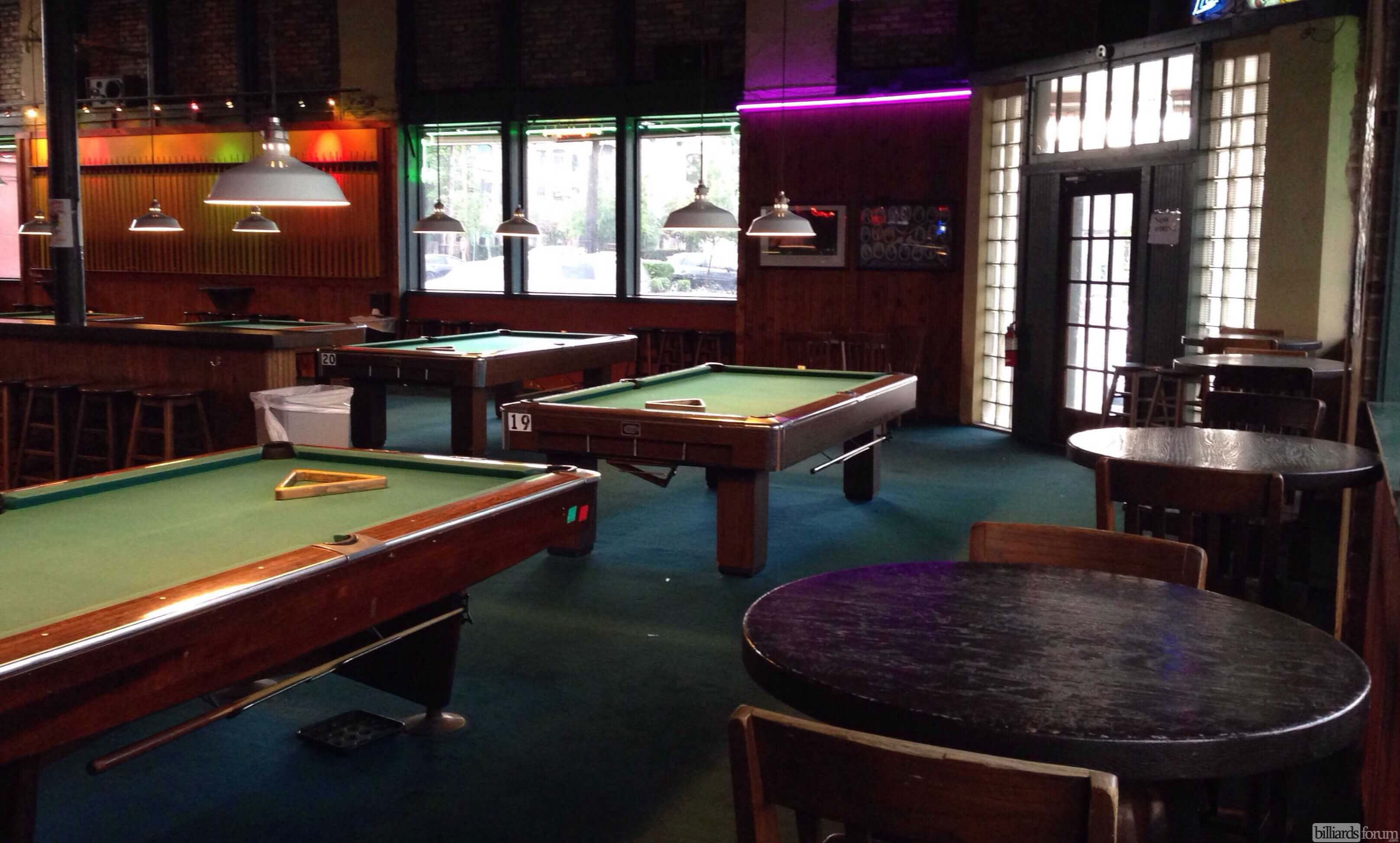 Pool Tables At Slick Willieu0027s 1200 Westheimer Rd Houston