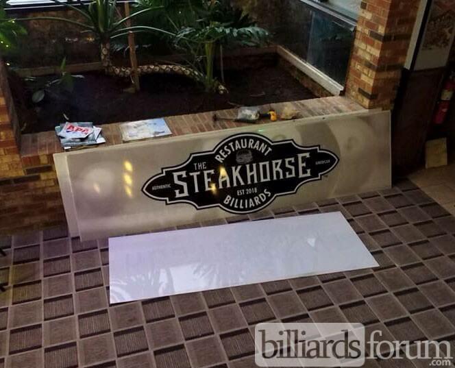 Steakhorse Restaurant Billiards Spartanburg