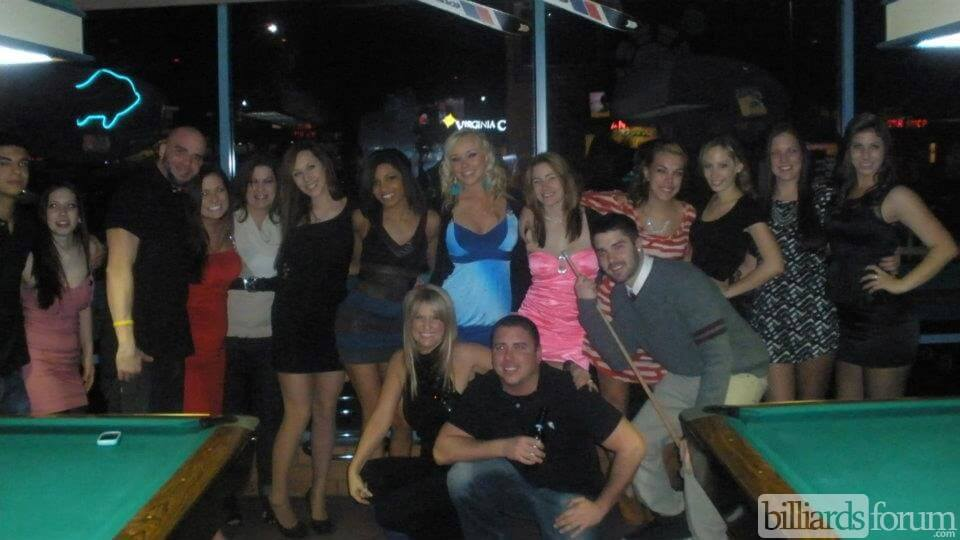Bungalow Billiards Part - 15: Holiday Party At The Bungalow Billiards U0026 Brew Chantilly, ...