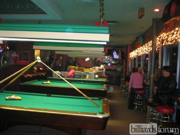 Beautiful Bungalow Billiards Part - 7: Billiard Tables At The Bungalow Billiards U0026 Brew Chantilly, ...