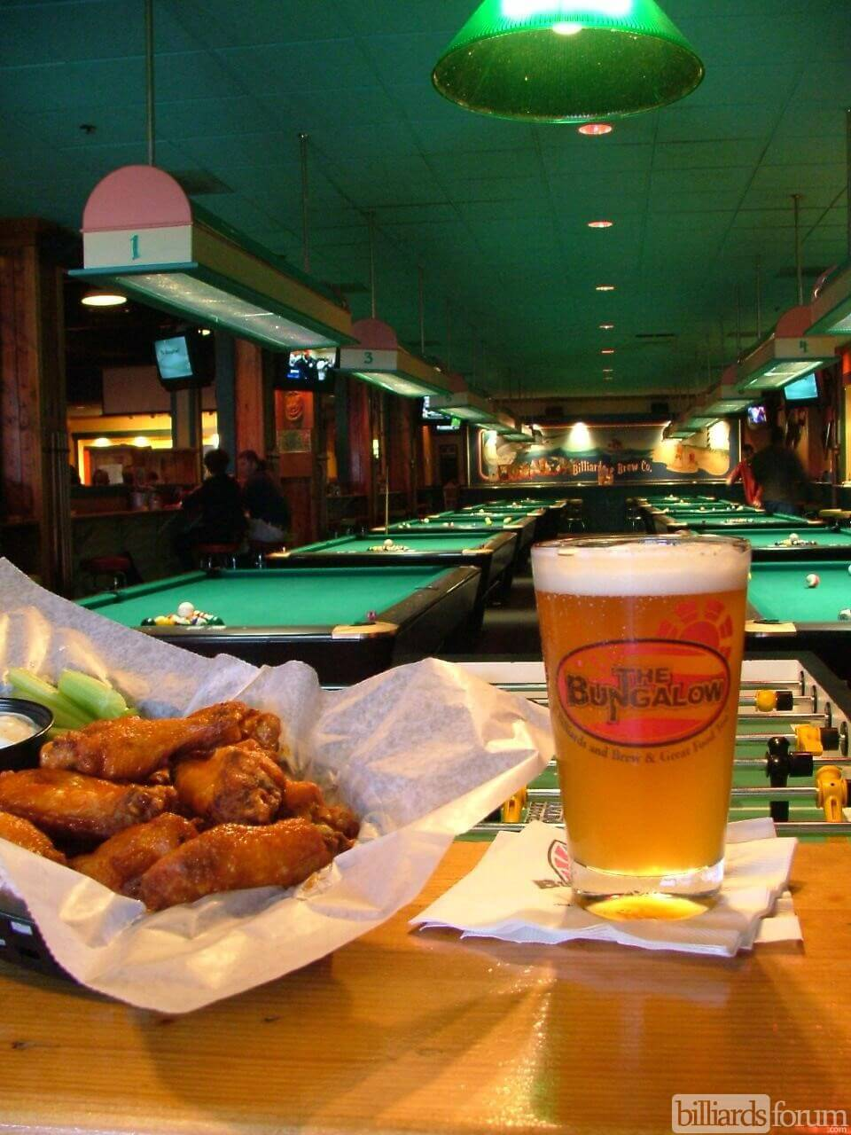 Marvelous Bungalow Billiards Part - 4: Food, Beer, And Billiards At The Bungalow Billiards U0026 Brew Chantilly, ...