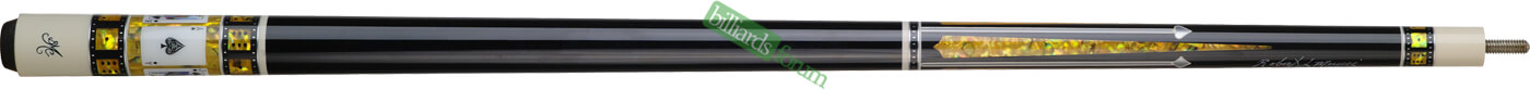Bob Meucci BMC Spades Casino 8 Pool Cue Stick