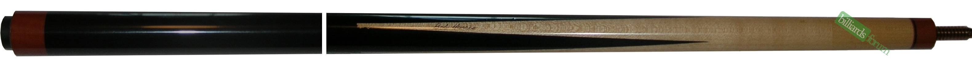 2007 Bob Harris Custom Gabon Ebony
