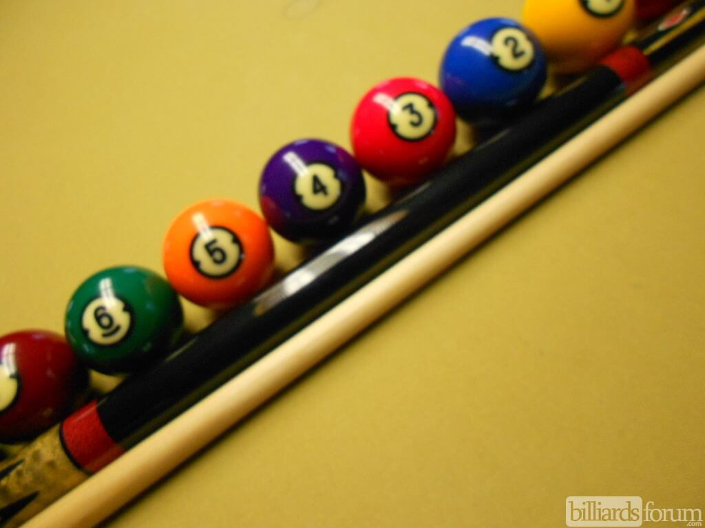 Outstanding Colors Of Pool Balls Gallery - Coloring Page ...