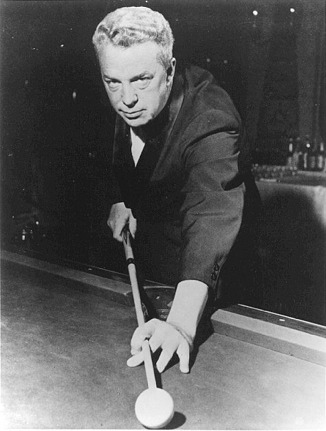 Headshot Photo of pool player Luther Lassiter #1