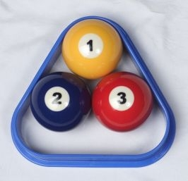 Proper 3-ball racking diagram