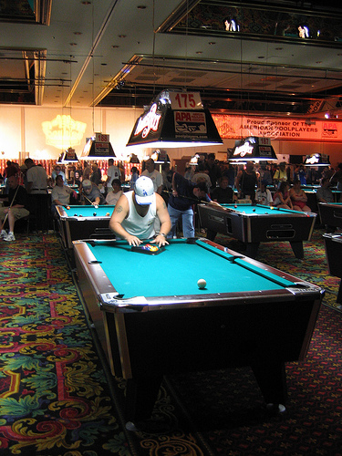 APA Nationals Billiard Tournament Las Vegas