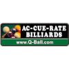 Ac-Cue-Rate Billiards Pelham, NH Store Front Sign