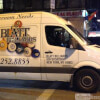 Blatt Billiards New York Showroom New York, NY Pool Table Service Truck