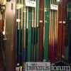Chicago Billiard Cafe Chicago, IL Pool Cue Selection