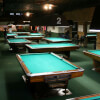 Chicago Billiard Cafe Pool Table Layout