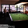 Chicago Billiard Cafe Snooker Table