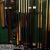 Cue Sticks for Sale at Chicago Billiard Cafe of Chicago, IL