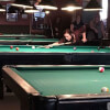 Shooting Pool at Water Street Dooly's St John's, NL