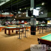 First Floor at Dooly's Billiards in Ottawa, ON
