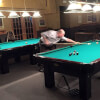Shooting Pool at Dooly's Summerside, PE