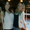 Playing Pool at Dooly's Billiards in Moose Jaw, SK