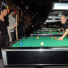 Playing Pool at Dooly's Henri-Bourassa, QC