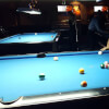 Shooting pool at Dooly's Sainte-Foy Duplessis, QC