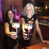 Bartenders at Dooly's Saint-Georges, QC