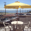 Patio at Dooly's Summerside, PE