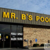 Store Front at Mr. B's Pool Center Saint Peters, MO