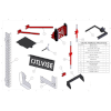 OTLVISE Parts List from On the Level Billiards, CT