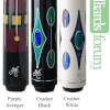 BMC 2011 Limited Edition Series Pool Cue Identification